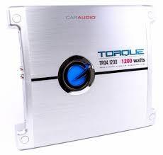 PLANET AUDIO Car Amplifier TRQ4.1200