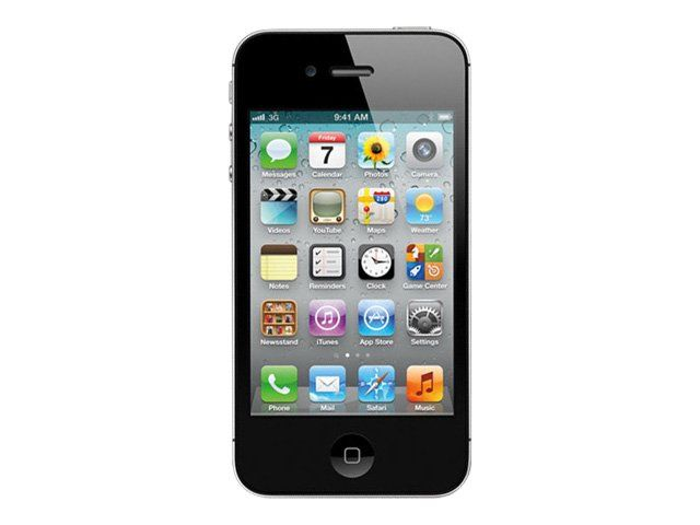 APPLE Cell Phone/Smart Phone IPHONE 4S MF269LL/A SPRINT 8GB