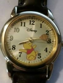 DISNEY Lady's Wristwatch MU0116