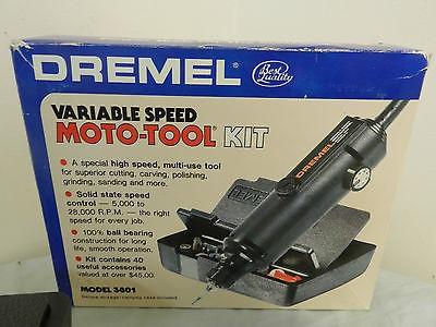 DREMEL MotoTool/Dremel 3801