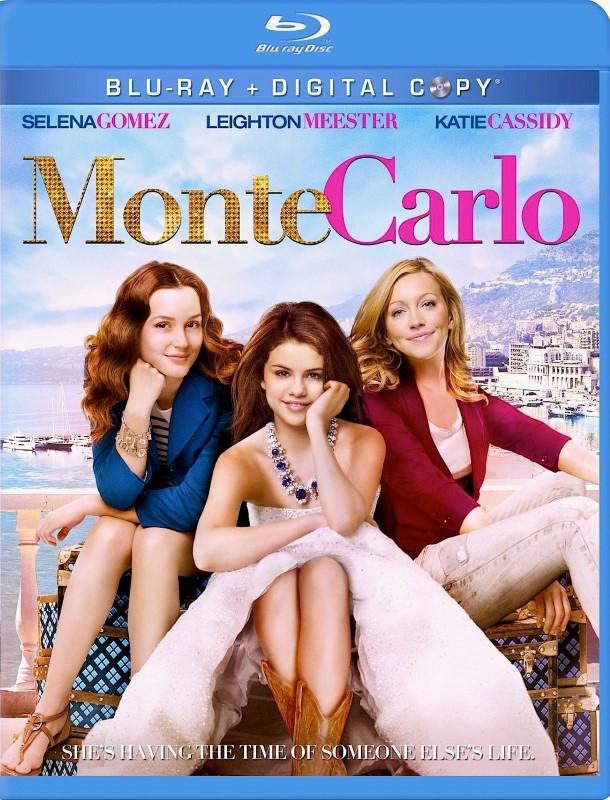 BLU-RAY MOVIE Blu-Ray MONTE CARLO