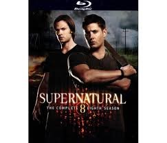 Blu-Ray SUPERNATURAL THE COMPLETE EIGHTH SEASON 8