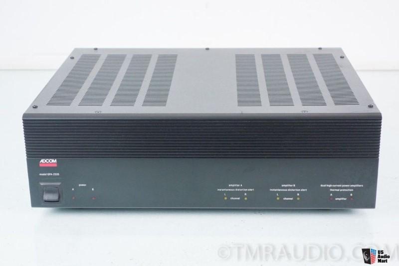 ADCOM Home Media System GFA-2535