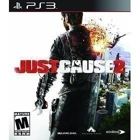 SONY Sony PlayStation 3 Game JUST CAUSE 2