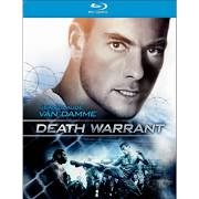 BLU-RAY MOVIE Blu-Ray MOVIE DEATH WARRANT