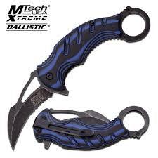 MTECH Pocket Knife MX-A833BL