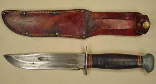 PAL Combat Knife RH-36 WWII FIGHTING KNIFE