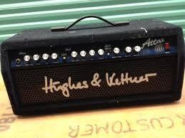 HUGHES & KETTNER Electric Guitar Amp ATTAX 80