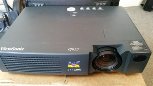 VIEWSONIC Projection Television PJ853
