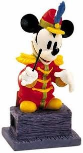 WDCC FROM THE TOP, MICKEY MOUSE FIGURINE
