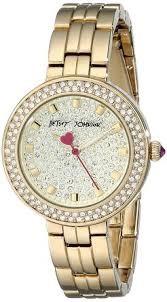 BETSEY JOHNSON Lady's Wristwatch BJ00429-02