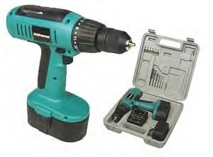 COLEMAN Air Impact Wrench POWERMATE