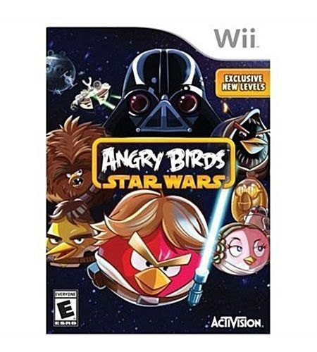 NINTENDO Nintendo Wii Game ANGRY BIRDS STAR WARS - WII