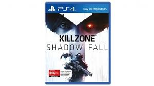 SONY PlayStation 4 Game PS4 GAME KILLZONE SHADOW FALL