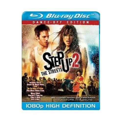 BLU-RAY MOVIE Blu-Ray STEP UP 2 THE STREETS DANCE-OFF EDITION