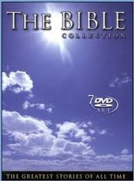 THE BIBLE COLLECTION 7 dvd box set