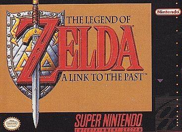 NINTENDO Nintendo 64 Game THE LEGEND OF ZELDA A LINK TO THE PAST