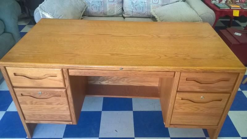 ENCORE FURNITURE Desk DESK W/ CHAIR