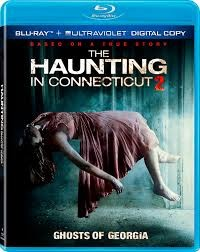 BLU-RAY MOVIE Blu-Ray THE HAUNTING IN CONNECTICT 2