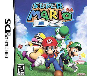 NINTENDO Nintendo DS Game SUPER MARIO 64 DS