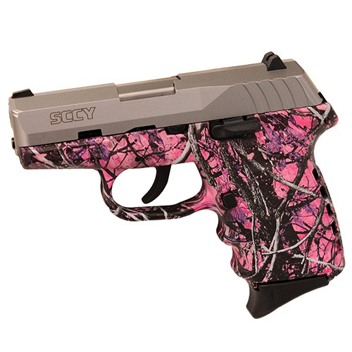 SCCY INDUSTRIES Pistol CPX2-TTMG