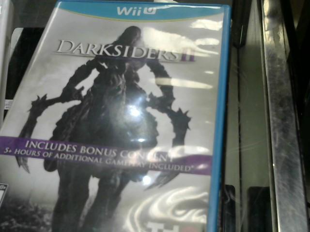 NINTENDO Nintendo Wii U Game DARKSIDERS 2 WIIU