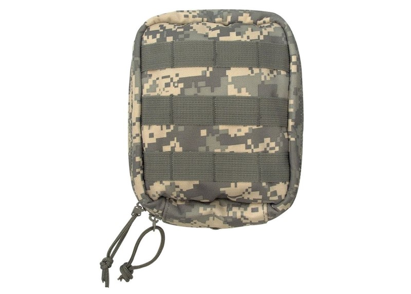 ROTHCO Outdoor Sports MOLLE TACTICAL TRAUMA FIRST AID KIT POUCH
