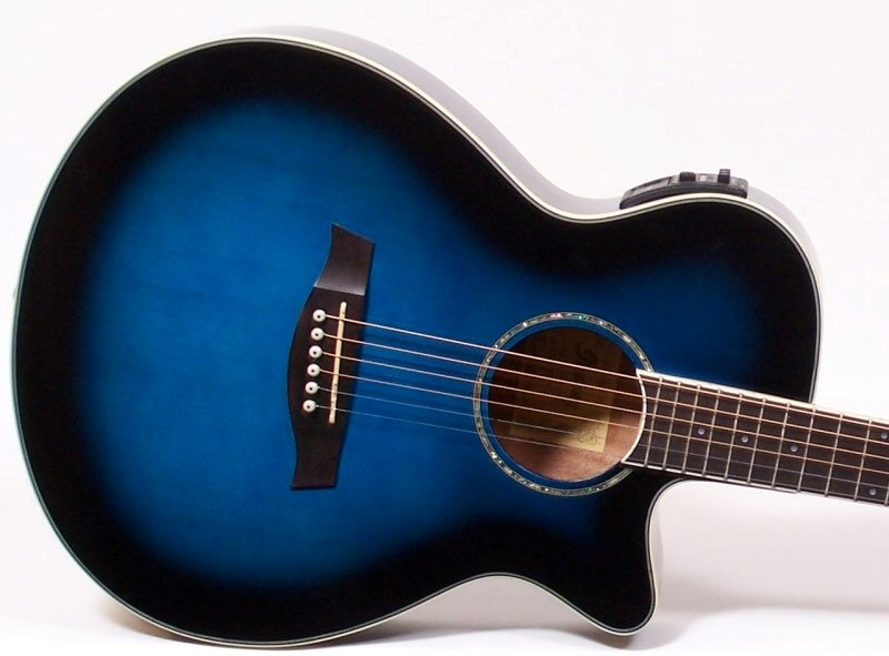 IBANEZ Acoustic Guitar AEG1011