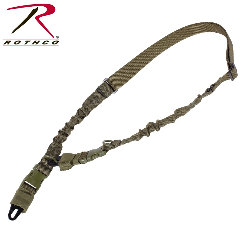 ROTHCO Hunting Gear TACTICAL SINGLE POINT SLING