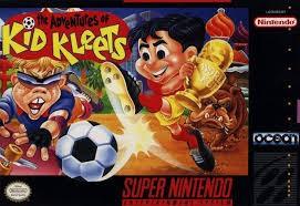 NINTENDO Nintendo SNES Game THE ADVENTURES OF KID KLEETS