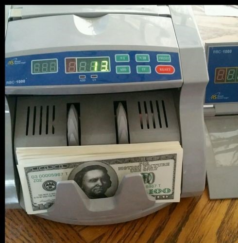 ROYAL SOVERIGN Calculator RBC 1000