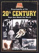 DVD BOX SET DVD ENCYCLOPEDIA OF THE 20TH CENTURY DAYS THAT SHOOK