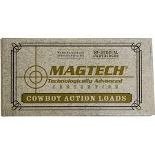 MAGTECH Ammunition .45 COLT 250 GR COWBOY ACTION LOADS