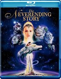 BLU-RAY THE NEVERENDING STORY