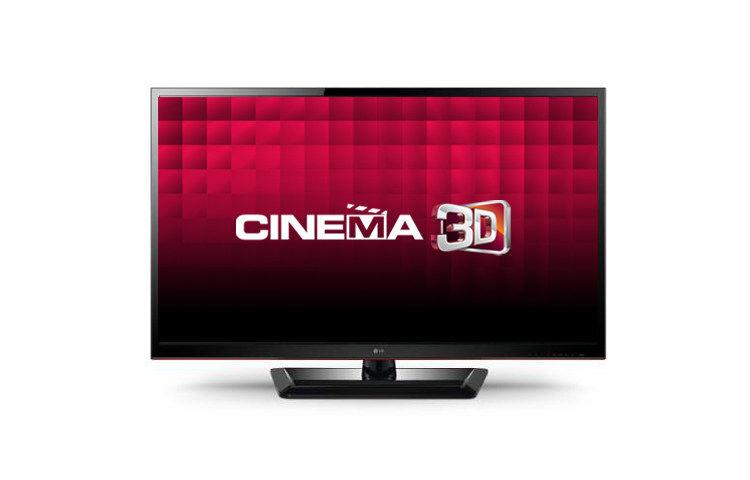 LG Flat Panel Television 55LM4600