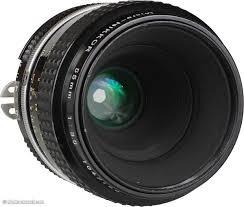 NIKON Lens/Filter 55MM 1:3.5