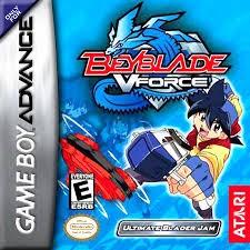 NINTENDO Nintendo GBA Game BEYBLADE V FORCE GBA