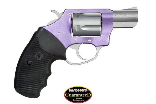 CHARTER ARMS Revolver LAVENDER LADY UNDERCOVER LITE (53240)