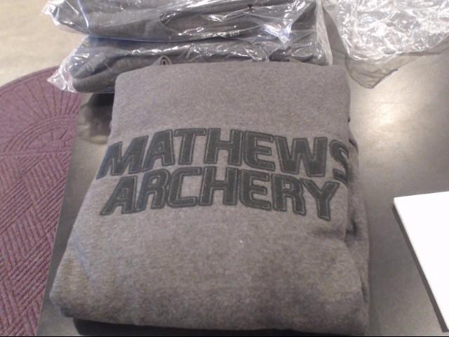 MATHEWS BOWS Sweats/Hoodie M16E-S33