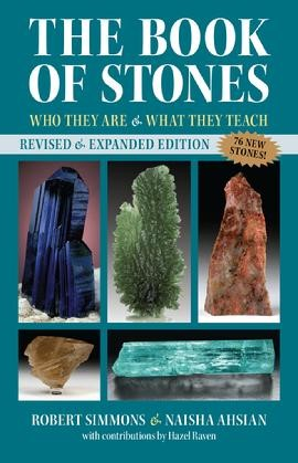 HEAVEN & EARTH BOOK OF STONES 3RD EDITION