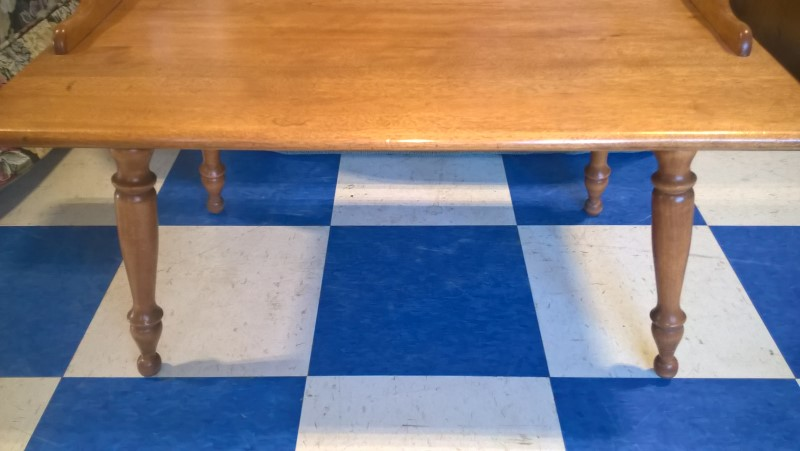 Table TAN ACCENT TABLE