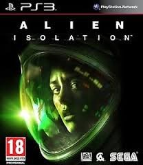 SONY Sony PlayStation 3 Game ALIEN ISOLATION NOSTROMO EDITION PS3