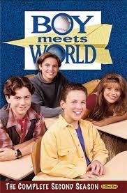BOY MEETS WORLD SESAON 2 DVD