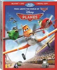 BLU-RAY MOVIE Blu-Ray DISNEY PLANES