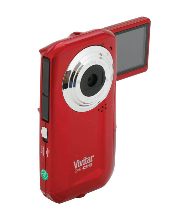 VIVITAR Camcorder DVR 426HD