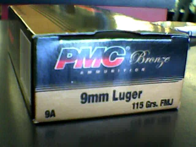 PMC AMMUNITION Ammunition 9A