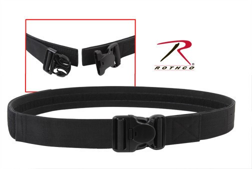 ROTHCO Belt TRIPLE RETENTION TACTICAL DUTY BELT