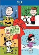 BLU-RAY MOVIE Blu-Ray PEANUTS DELUXE HOLIDAY COLLECTION