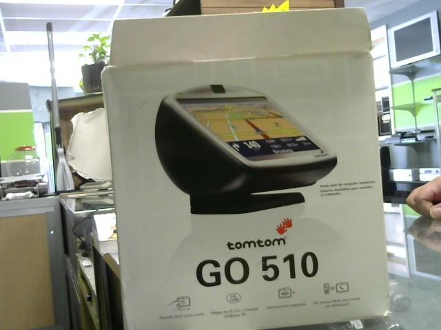 TOMTOM GPS System GO510