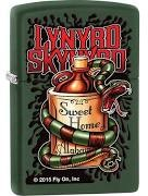 ZIPPO Lighter LYNYRD SKYNYRD LIGHTER
